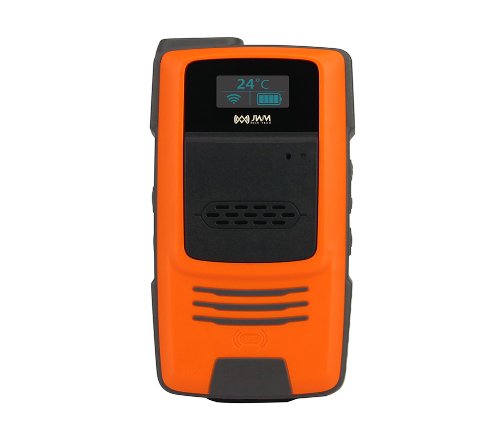 RFID Real Time Walkie-Talkie guar